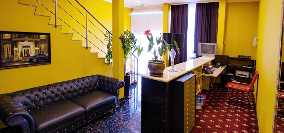 Добро пожаловать в отель «Сочи-Ривьера»